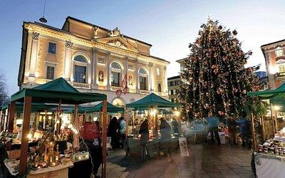 Weihnachten in Lugano