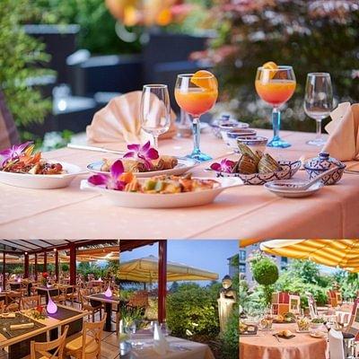 """Öffnung des Restaurants """"Terrasse"""""""