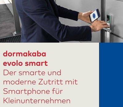 Der smarte und moderne Zutritt mit Smartphone