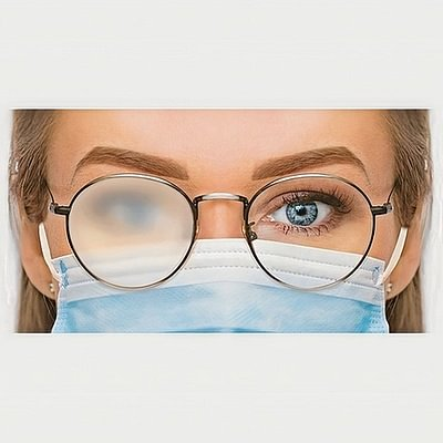 Brillenanprobe und Testen OHNE Masken!