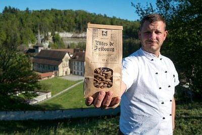 Pâtes complètes issues du Terroir fribourgeois