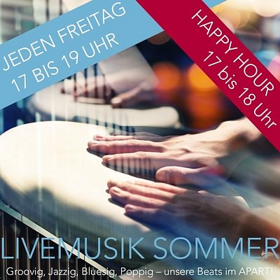 Livemusik - mit Happy Hour