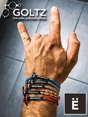 BËRGSTEIGER - Bracelets